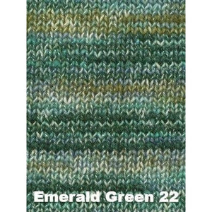 Queensland Uluru Yarn-Yarn-Emerald Green 22-
