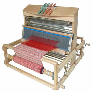 "LeClerc Voyageur 24"" 8 Shaft Table Loom-Table Looms-Leclerc Looms-Paradise Fibers"