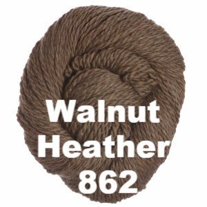 Cascade 128 Superwash Yarn Walnut Heather 862 - 33