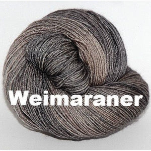 Ancient Arts DK Yarn - Woof Collection-Yarn-Weimaraner-