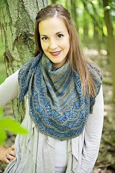 Paradise Fibers Pattern Wish I Might Pattern - Irish Girlie Knits  - 5