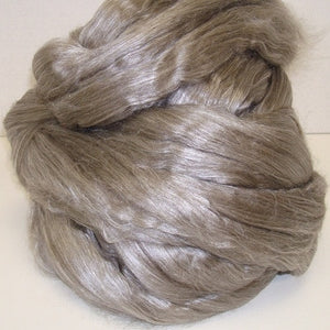 Ashland Bay Tibetan Yak/ Cultivated Silk Blend-Fiber-4oz-