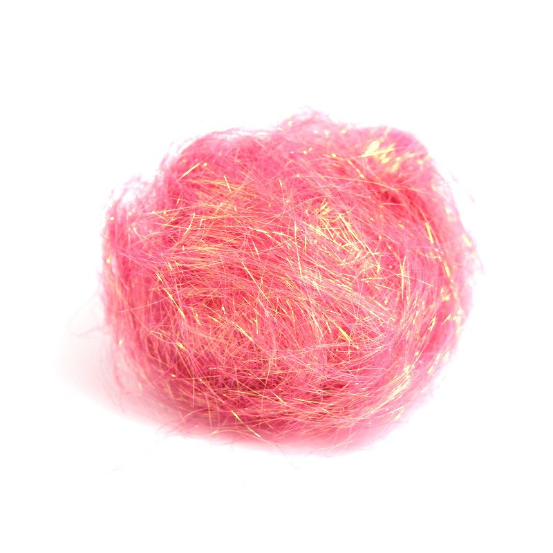 Paradise Fibers Angelina Crystalina- Heat Bondable Pink Tickle A14 / 10g - 7