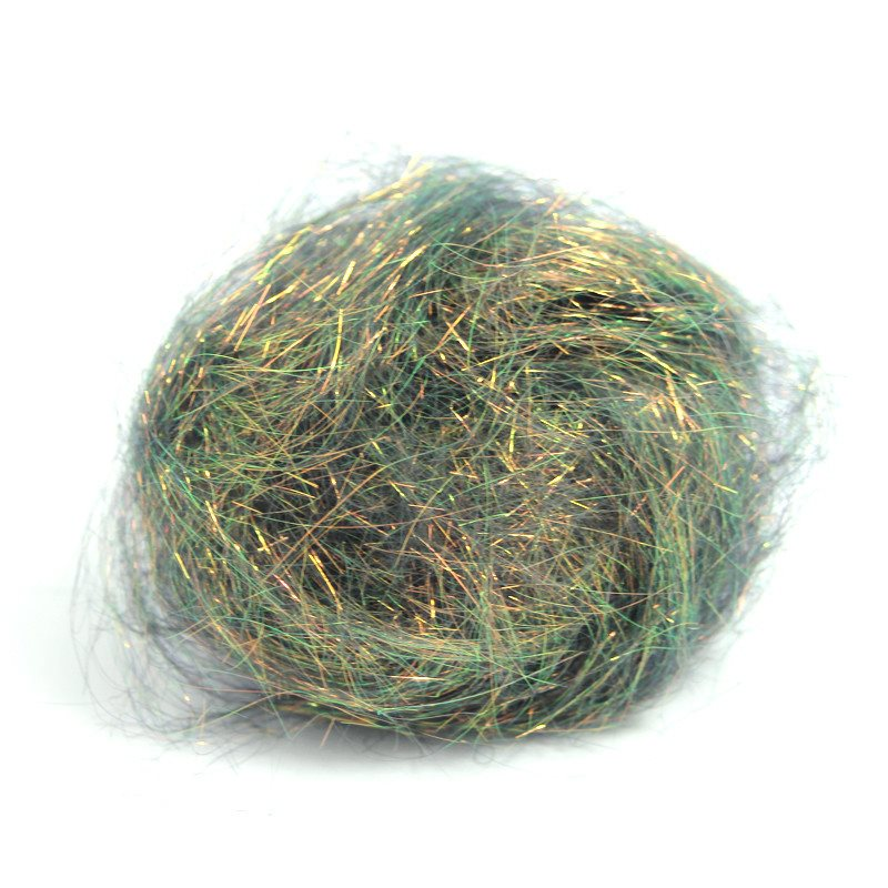 Paradise Fibers Angelina Crystalina- Heat Bondable Forest Blaze A18 / 10g - 12