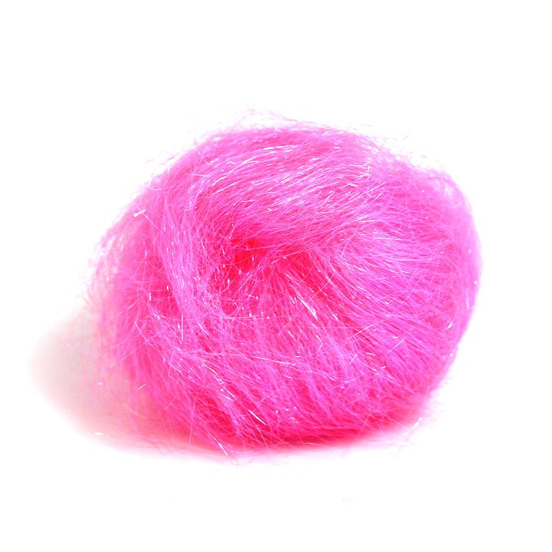 Paradise Fibers Angelina Crystalina- Heat Bondable Cotton Candy A25 / 10g - 19