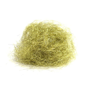 Paradise Fibers Angelina Crystalina- Non Heat Bondable-Fiber-Gold A2-10g-