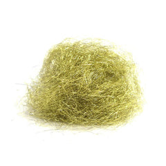 Paradise Fibers Angelina Crystalina- Non Heat Bondable Gold A2 / 10g - 3