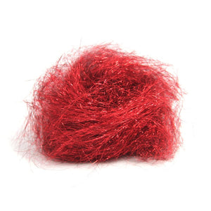 Paradise Fibers Angelina Crystalina- Non Heat Bondable-Fiber-Red A3-10g-