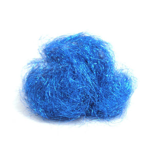 Paradise Fibers Angelina Crystalina- Non Heat Bondable Royal Blue A4 / 10g - 5