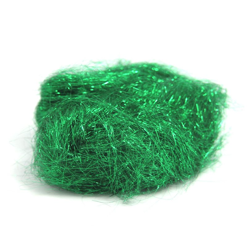 Paradise Fibers Angelina Crystalina- Non Heat Bondable Green A5 / 10g - 6