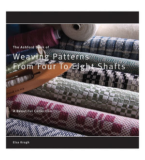 Ashford Book of Weaving Patterns From Four to Eight Shafts-Publications-