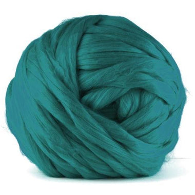 Paradise Fibers Acrylic Jumbo Yarn - Duck Egg - 7lb Special for Arm Knitted Blankets (VEGAN)-Fiber-Paradise Fibers
