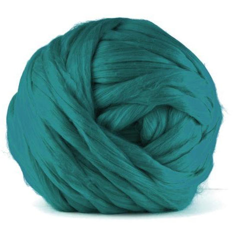 Paradise Fibers Acrylic Jumbo Yarn - Duck Egg - 7lb Special for Arm Knitted Blankets (VEGAN)