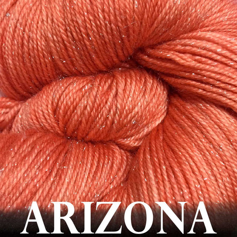 Paradise Fibers Yarn Anzula Luxury Nebula Yarn Arizona - 6