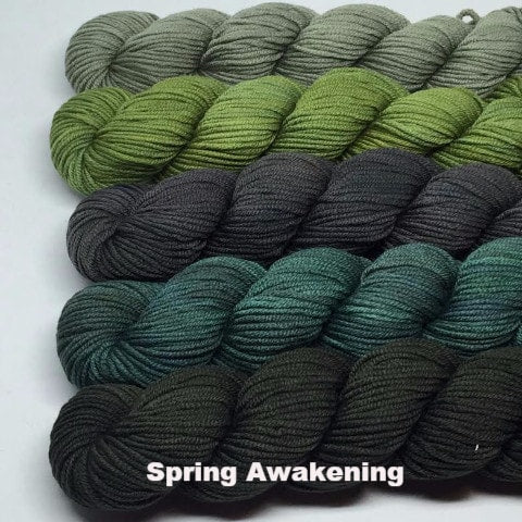 ArtYarns Zara Transitions Yarn Kit Spring Awakening - 5