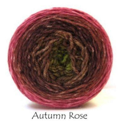 FREIA OMBRÉ Fingering Yarn Autumn Rose / Fingering - 31