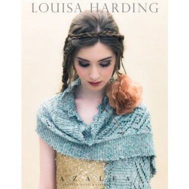 Louisa Harding Azalea Pattern Book  - 1