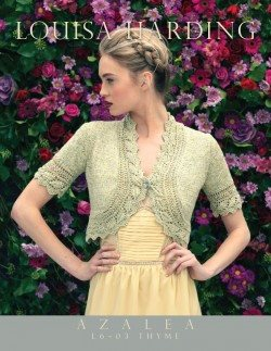 Louisa Harding Thyme Sweater Pattern