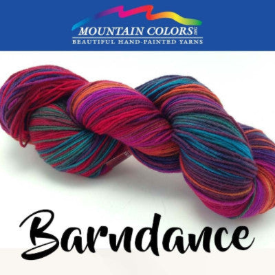Mountain Colors Twizzlefoot Yarn Barndance - 4