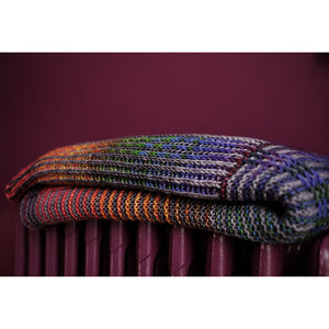 Beaubourg Shawl Pattern by Julie Knits in Paris-Patterns-