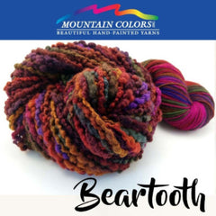 Mountain Colors Twizzlefoot Yarn Beartooth - 5