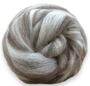 Paradise Fibers Blue Faced Leicester Roving-Fiber-4oz-Humbug-