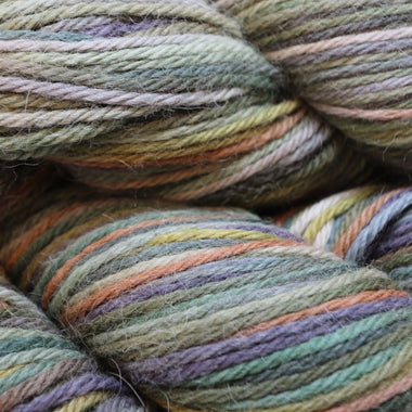 Paradise Fibers Misti Alpaca Hand Paint Worsted - Herbal Mix