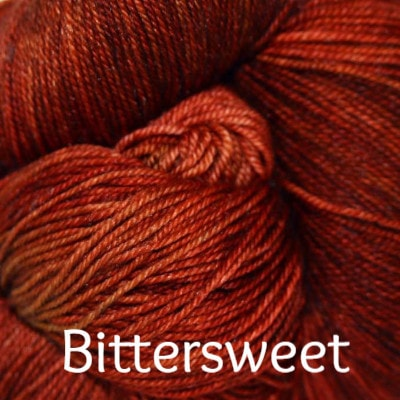 Palouse Yarn Company Cashmere Squeeze Bittersweet - 8