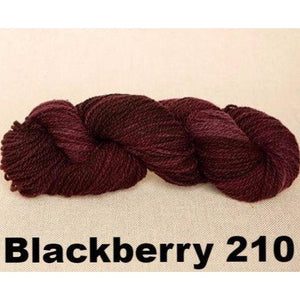 Swans Island Yarn 100% Rambouillet-Yarn-Blackberry 210-