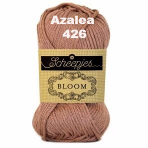 Scheepjes Bloom Yarn Azalea 426 - 27