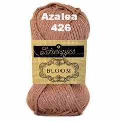 Paradise Fibers Yarn Scheepjes Bloom Yarn Azalea 426 - 29