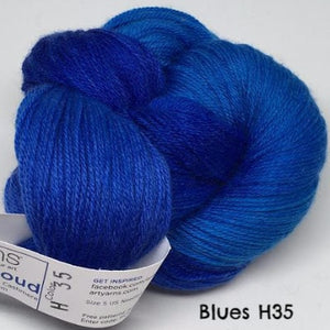 ArtYarns Merino Cloud Yarn Blues H35 - 9