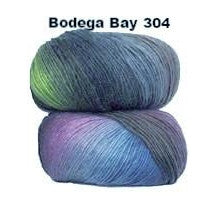 Crystal Palace Mini Mochi Yarn Bodega Bay 304 - 18