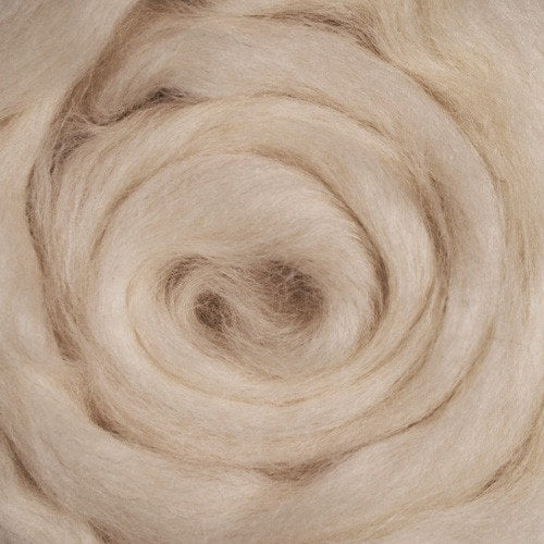 Ashland Bay Wensleydale Wool Roving (8 oz bag)