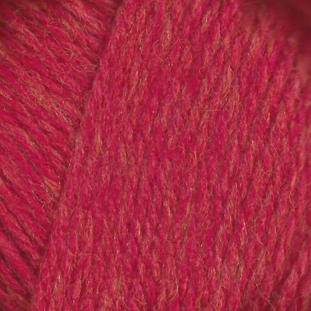 Paradise Fibers Lamb's Pride Superwash Worsted Blaze
