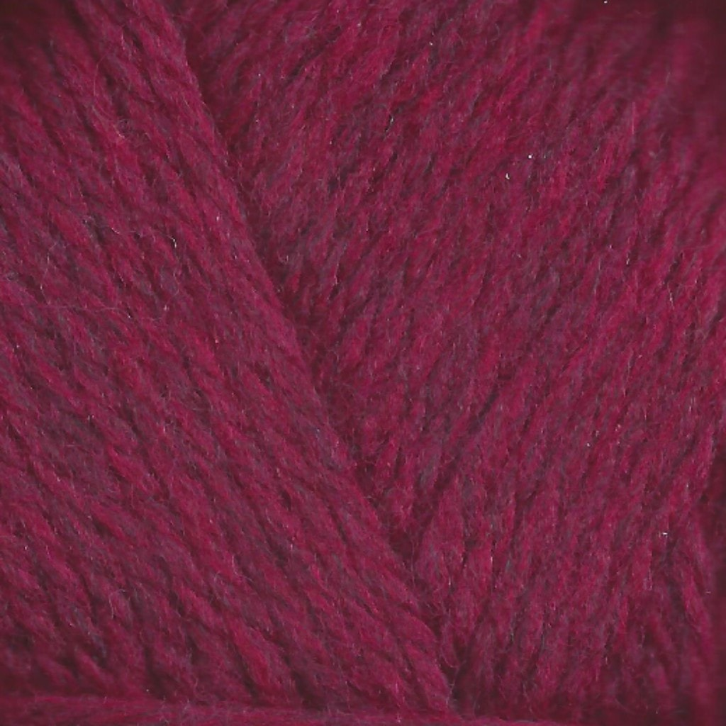 Paradise Fibers Lamb's Pride Superwash Worsted Shanes's Red