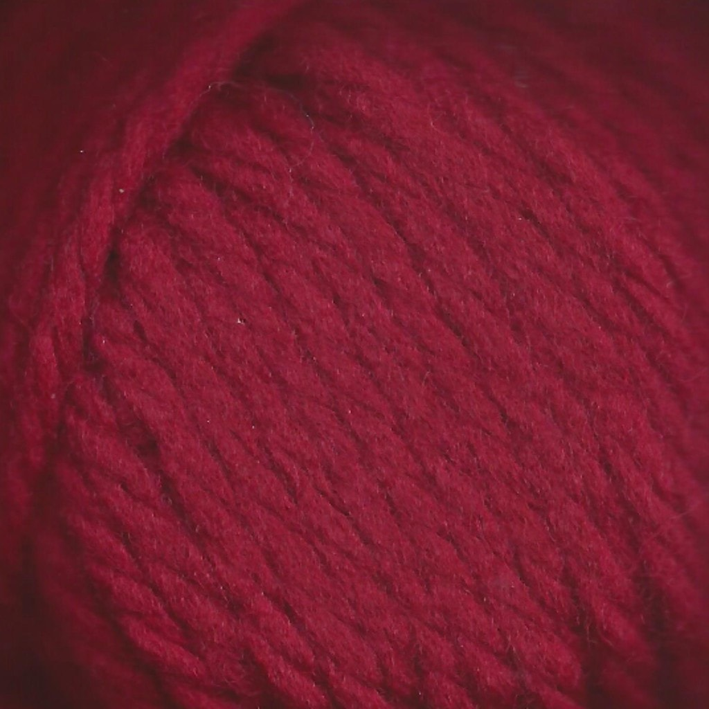 Paradise Fibers Lamb's Pride Superwash Bulky Red Wing