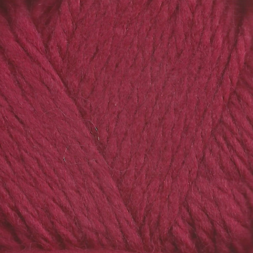 Paradise Fibers Lamb's Pride Superwash Bulky Red Baron