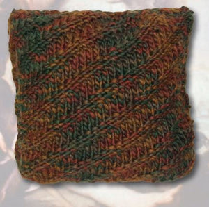 Burly Spun Pillow Pattern-Patterns-Paradise Fibers