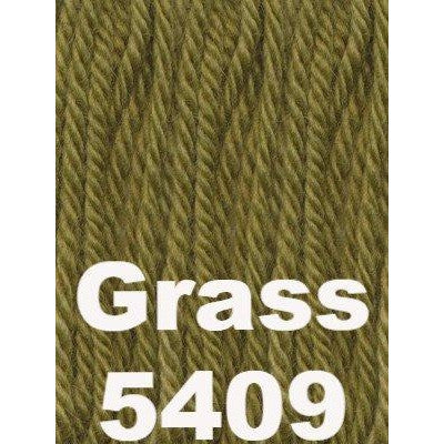 Paradise Fibers Yarn Lana Gatto Camel Hair Yarn Grass 5409 - 12