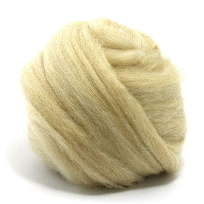 Paradise Fibers Baby Camel Roving (4 oz bag)  - 1