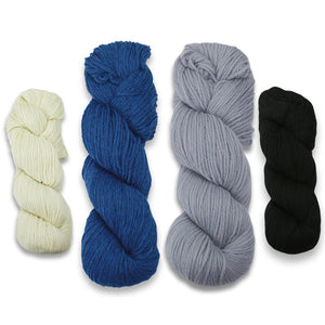 Baa-ble Hat Kit in Cascade 220-Kits-Stormy Sheep-