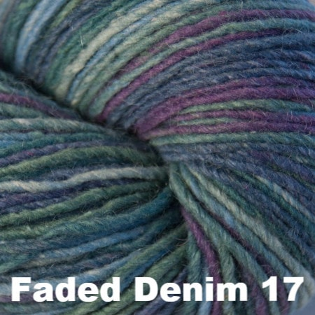 Cascade Casablanca Yarn Faded Denim 17 - 13