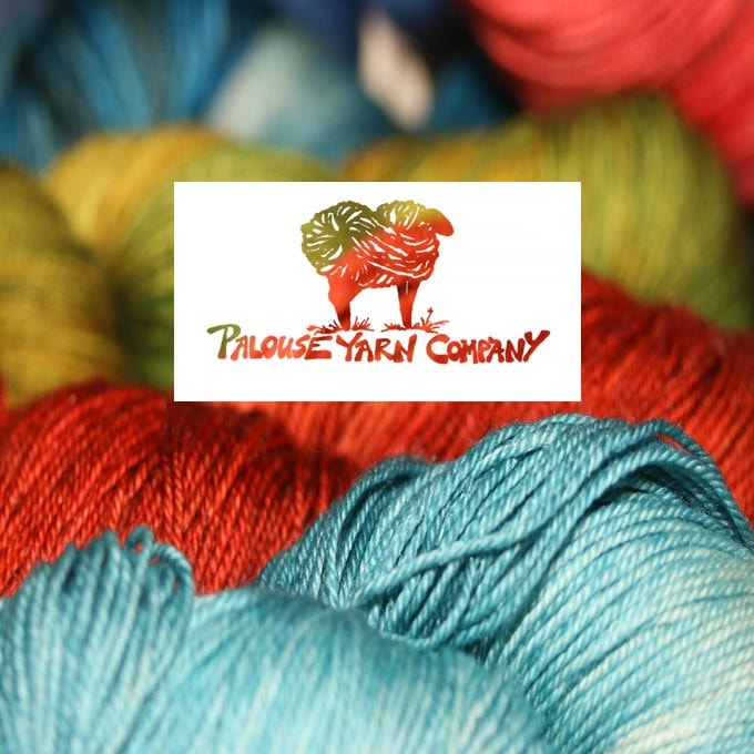 Palouse Yarn Company Cashmere Squeeze  - 1