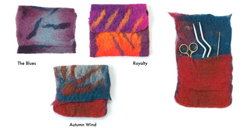 Artfelt Mini Catch-all Felting Kit