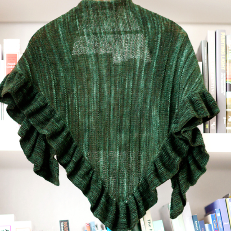 Catherine's Shawl Pattern-Patterns-Paradise Fibers