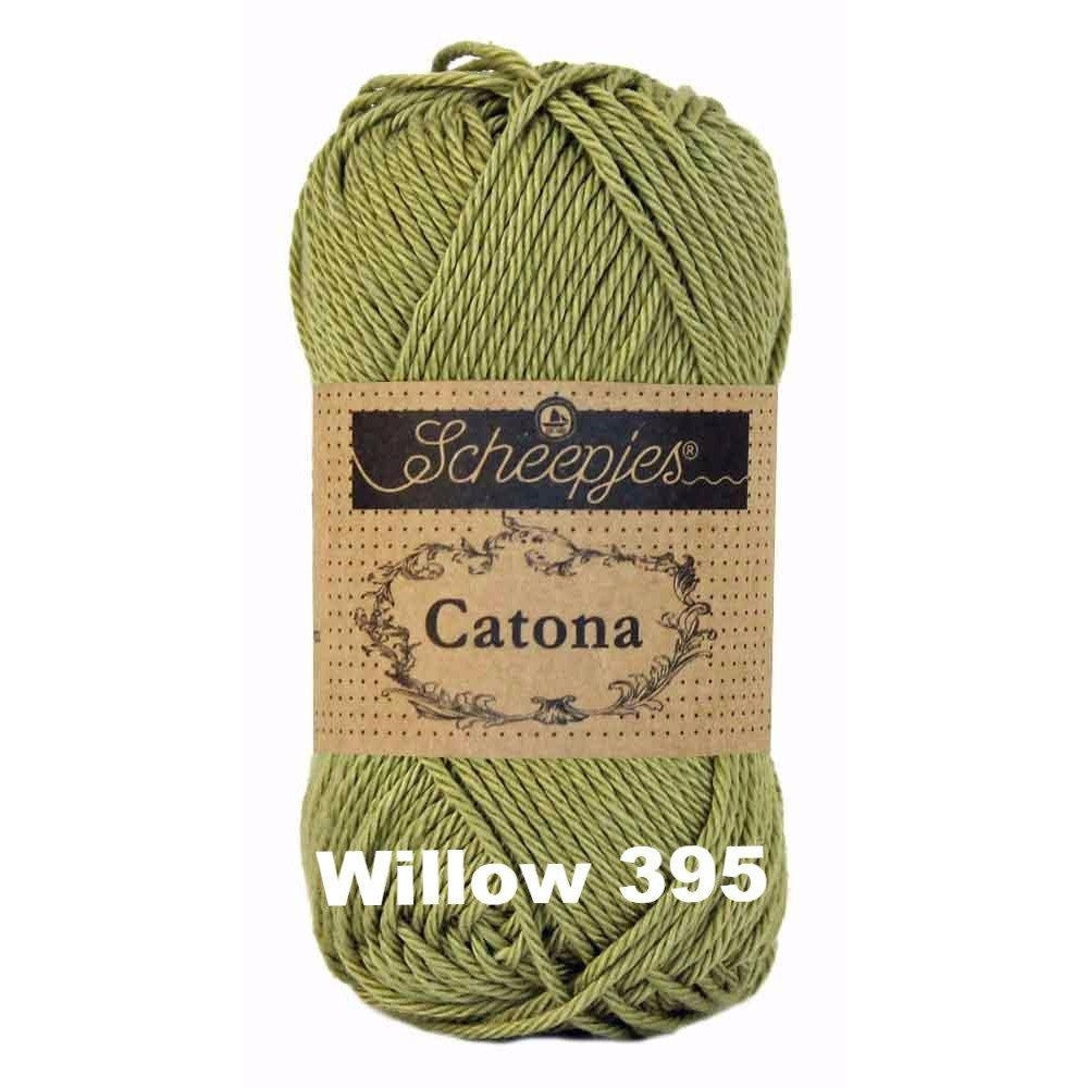 Scheepjes Catona 50g Yarn Willow 395 - 65