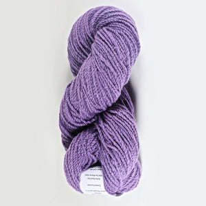 Color Country Lavender. Kettle-Dyed Skein of 100% Wool Yarn From Cestari U.S.A.