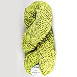 Color Dill. Kettle-Dyed Skein of 100% Wool Yarn From Cestari U.S.A.