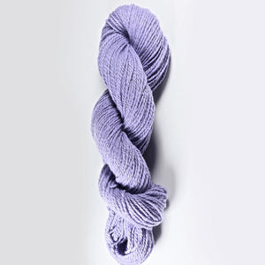 Color Dusty Orchid. Kettle-Dyed Skein of 100% Wool Yarn From Cestari U.S.A.